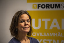 Anna Stenvinkel Forum Syds nya generalsekreterare