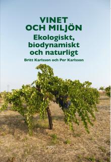 Vinet och miljön vinnare av den svenska deltävlingen av Gourmand Wine Books Awards!