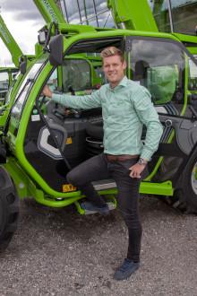 Gustaf säljer Merlo från Stockholm