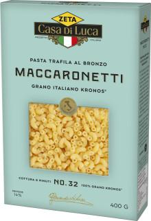 Zeta Maccaronetti - ny premiumpasta för unga pastakonnässörer (och deras föräldrar)