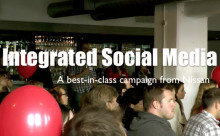 Nissan's integrated social media campaign during #SMWLDN