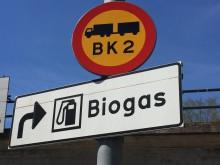 Över 500 nya biogasfordon på vägarna