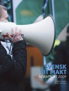 Årsrapport vit makt 2009 klar