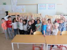Gröna fingrar på Lillegårdsskolan