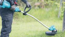 Makita lanserar kolborstfri grästrimmer på 18V