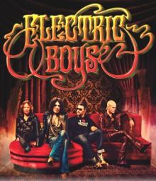 Electric Boys på turné i sommar