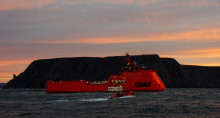 """Esvagt Aurora"" demonstrates Arctic ambitions"