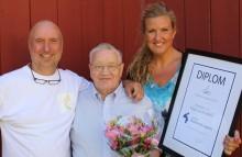Hedersprisen «Følgesvenn til rettferdighet» til Kronprinsparets Fond