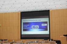 KGS-Informationsveranstaltung zur SAP-Archivierung in der Dr. Oetker Welt