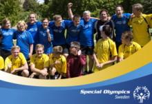 4 ministrar och 9 toppolitiker spelar fotboll med Special Olympics i Almedalen