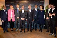 AccorHotels slog upp portarna för nya Sofitel Frankfurt Opera inför franske premiärministern