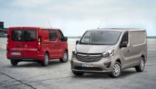 Nya Opel Vivaro: Praktiskt och elegant kontor på hjul