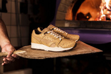 Sneakersnstuff's love for pizza and hamburgers results in a collaboration with PUMA