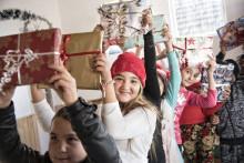 Tack till Sveriges 19 995 julklappshjältar!
