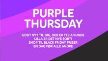 BLACK FRIDAY: TELIA-KUNDER FÅR SÆRBEHANDLING