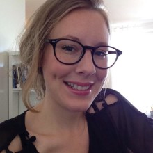 Collijnpriset till Charlotte Högberg