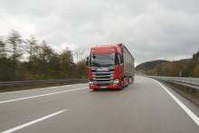 Scania topper anerkendt europæisk lastbiltest for 2. år i træk