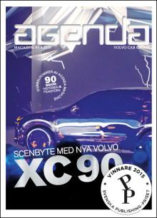 Boråsbyrån Studio Desktop och Volvo Cars vinner Svenska Publishing-Priset