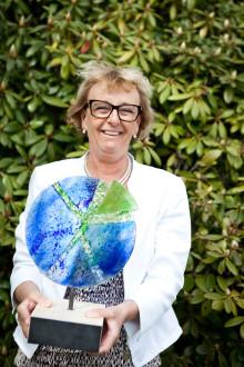 Havets hus vinner KFS pris för affärsmässig samhällsnytta