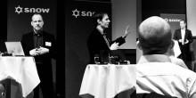 Snow End User Forum- Stockholm, Sweden