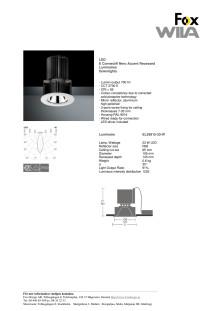 Produktblad Wila Nero Accent som pdf.