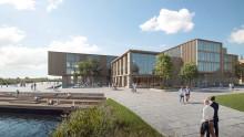 Högskolan tar nästa steg mot citycampus