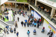 Werkstätten:Messe 2017: Gemeinsam Teilhabe gestalten