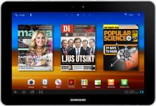 Bonnier fyller Samsungs nya Galaxy Tab 10.1 med innehåll
