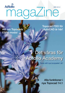 Adtollo magaZine vår 2012