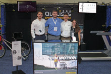 IHRSA 2017 recognizes Qualisys technology as a fitness must-have