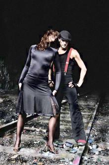 Tango Nuevo med Musica Vitae och dansarna Tobias Wallin och Helena Fransson