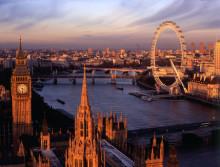London ny höstlovsfavorit – går förbi Gran Canaria i toppen