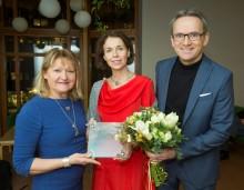 Umeå kommuns miljöpris till Polarbröd