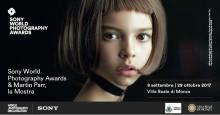 In occasione della Mostra  Sony World Photography Awards & Martin Parr,  Sony organizza alcune serate a tema  «Conversazione sulla fotografia»