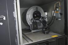 Smart styrning och mindre buller när ventilationsaggregat på förskola moderniserades med aggregatfläkten RadiFit