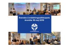 Svenska Livräddningssällskapets riksorganisations årsmöte 2019
