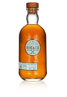 Diageo lanserar ny irländsk whiskey, Roe & Co