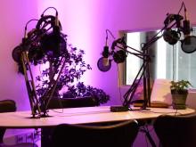 Clarion Hotel Sign öppnar podcast-studio