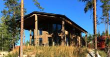 LK levererar till framtidshuset Dalarnas Villa