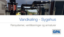 Vandkøling - Sygehus Sønderjylland