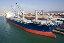 Effektive skipskraner gir bedre luft