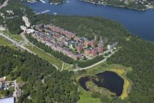 Lappkärrsberget får 742 nya studentbostäder