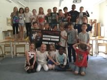 Dubbla vinnare i Pantameras nationella miljötävling för skolklasser