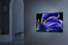 I TV BRAVIA OLED 4K HDR della Serie AG9  di Sony, tra i modelli di punta della gamma, presto disponibili nei negozi