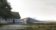 Nationalpark Mols Bjerge får nyt velkomstcenter