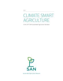 White Paper - Klimatsmart jordbruk