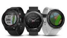 Garmin Approach S60 og Garmin Golf App