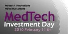 Pressinbjudan: MedTech Investment Day, 11 februari 2010