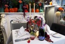 Autumn – A pop up garden restaurant