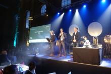 Createbolaget Sally R's VD utsedd till en av Sveriges mest innovativa entreprenörer under Innovationsriksdagen 2017.